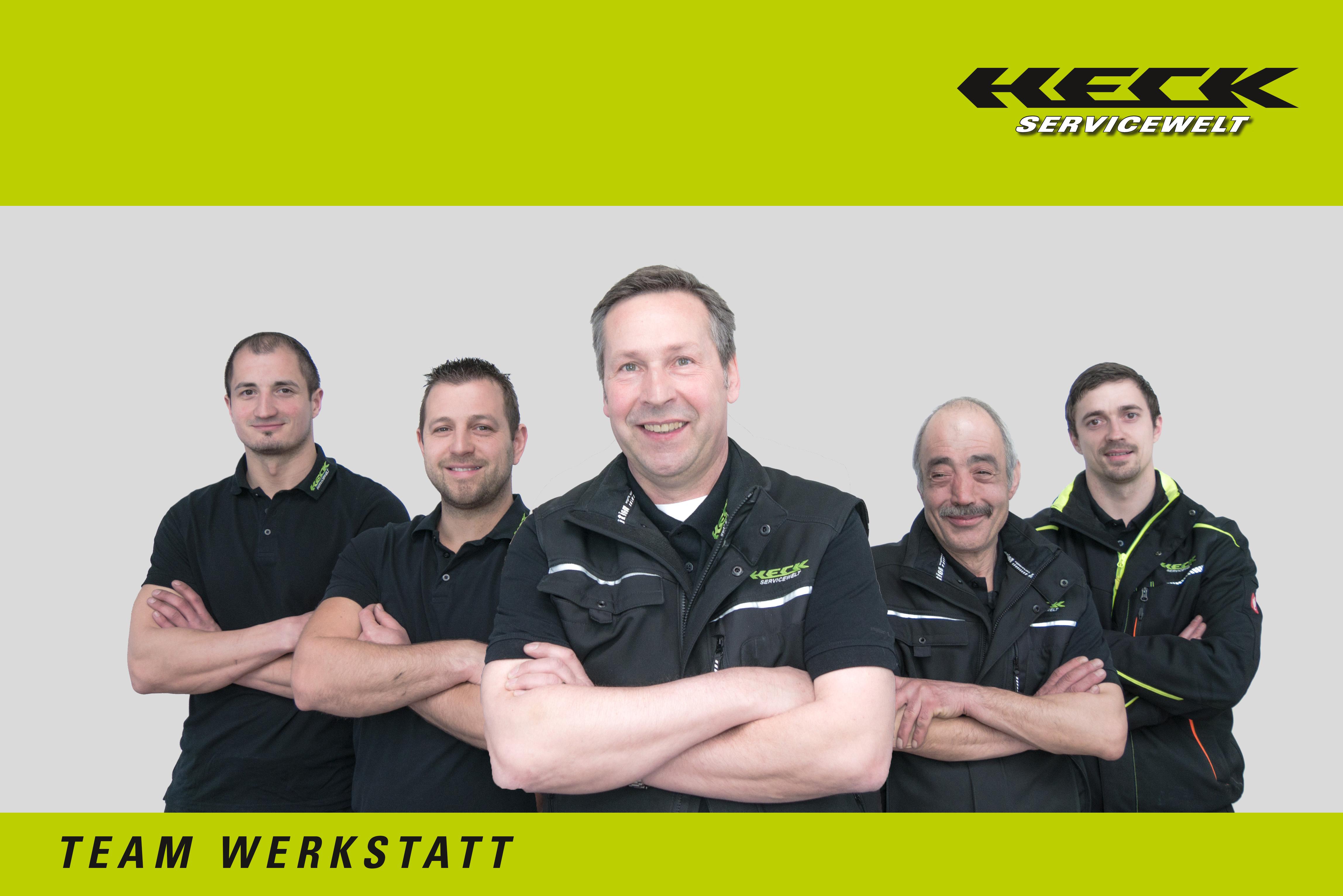 Team Tankstelle Heck